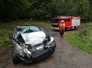 2015 09 07 - EINSATZ - Verkehrsunfall mit 4 Fahrzeugen zwischen Hausen und Mernes