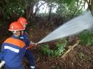 2014 06 13 - JUGENDFEUERWEHR - Boeschungsbrand-Uebung JF Ahl und Bad Soden
