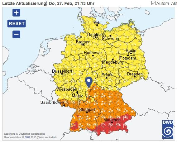 deutscher wetterdienst dresden